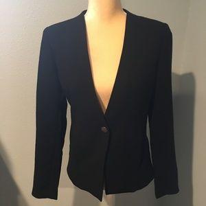 Forever 21 Dressy Black Blazer, Size Small